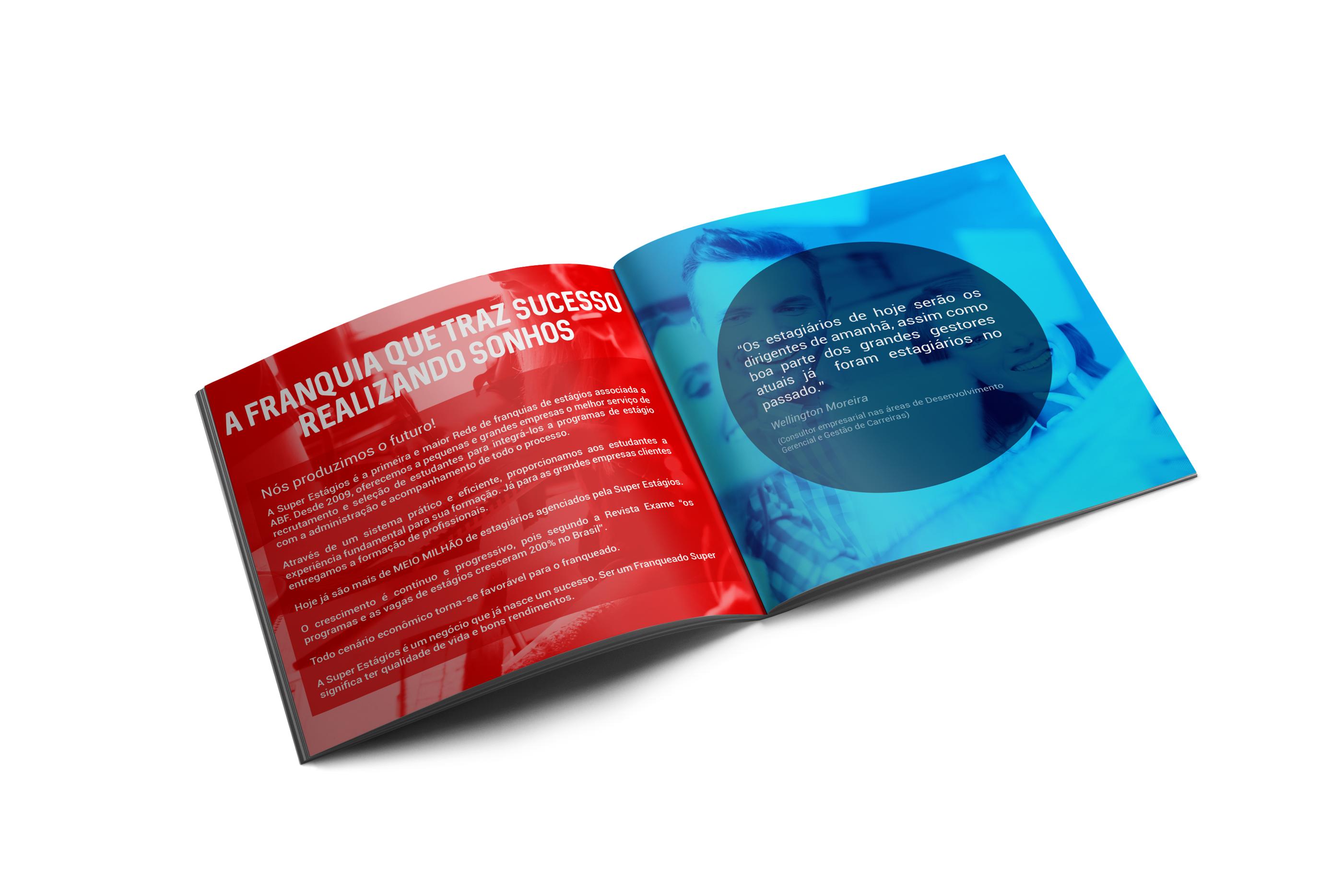 Book Folder – Franquia de sucesso
