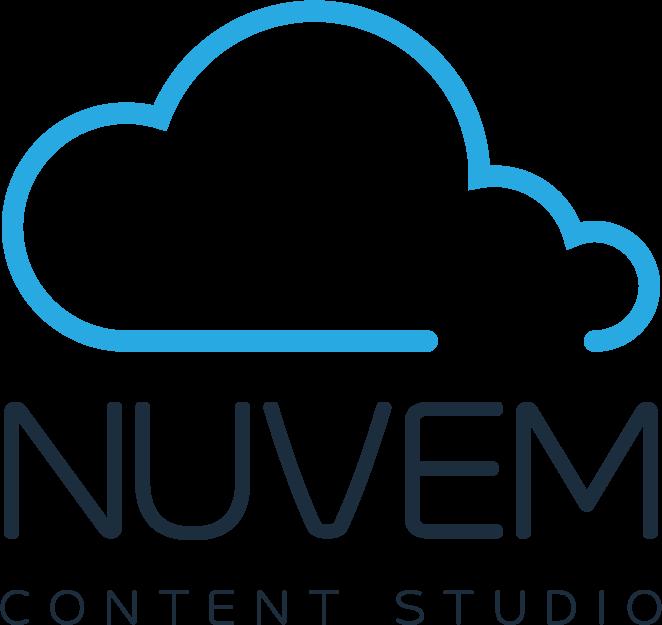 Logotipo Nuvem Content Studio